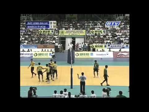 Maseco TP Hồ Chí Minh vs Đức Long Gia Lai (Chung kết) - CÚP PV Đạm Cà Mau 2014