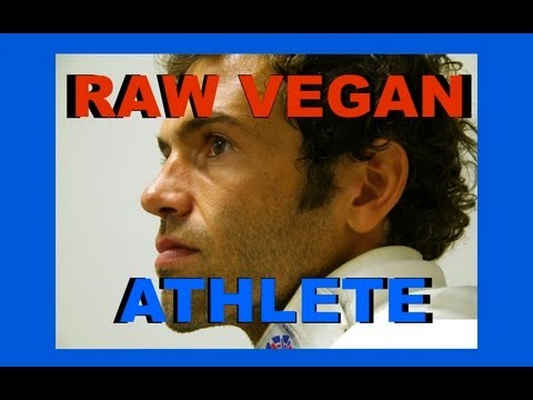 Raw Vegan Athlete Training for the Olympics