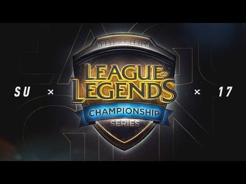 NA LCS Summer 2017 - Week 4 Day 2: TSM vs. FLY | C9 vs. TL (NALCS1)