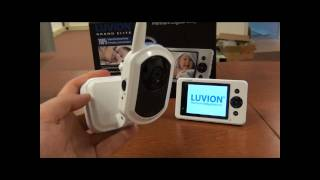 Luvion Grand Elite Digital Video Baby Monitor Babymonitor