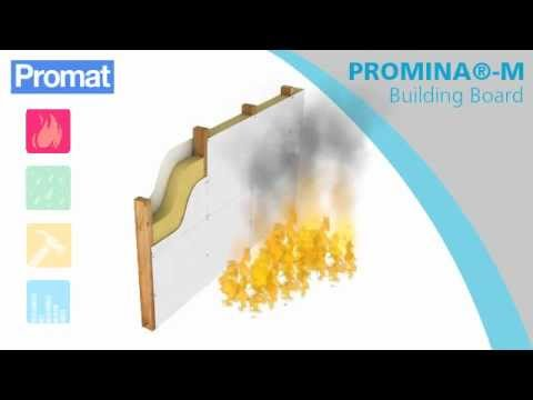 Promat - PROMINA-M Presentation - General Purpose Building Board