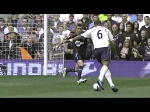 All Tom Huddlestone Goals for Tottenham Hotspur