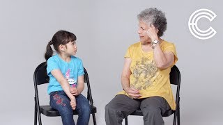 Kids Meet a Woman with Alzheimer's | Cut