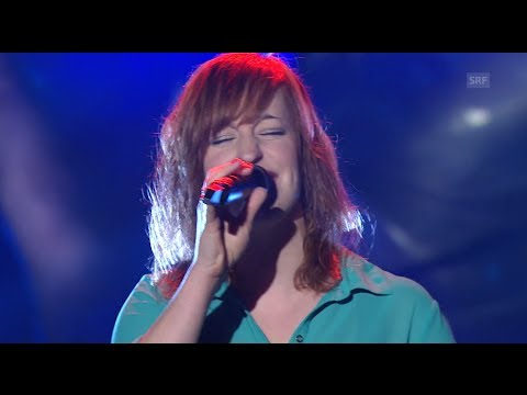 Celine Bührer - I Can't Make You Love Me - Blind Audition - The Voice of Switzerland 2014