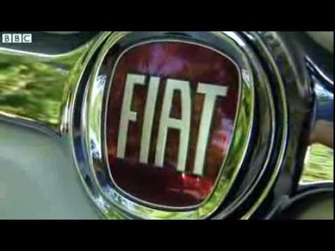 BBC Autos Fiat 500L, beach buggy