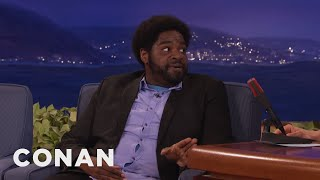 Ron Funches: Justin Timberlake Smells Like Money and Confidence