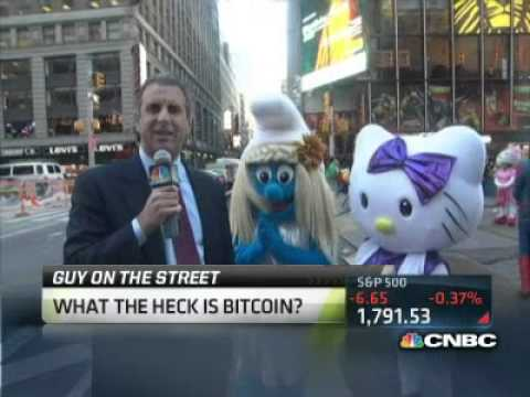 Bitcoin Listen to hello kitty and Smurfette!