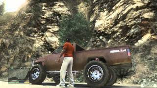 GTA 5 Vehicles Can Run Out Of Gas (w/ Commentary)