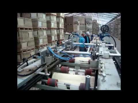 Maquina de Escolha para Telhas Ceramicas