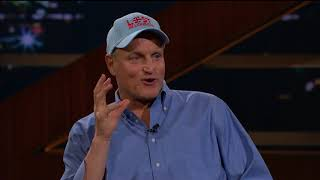 Woody Harrelson: LBJ   Real Time with Bill Maher (HBO)