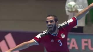 Match 42: Italy v Egypt - FIFA Futsal World Cup 2016