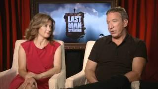 Tim Allen & Nancy Travis Talk 'Last Man Standing'