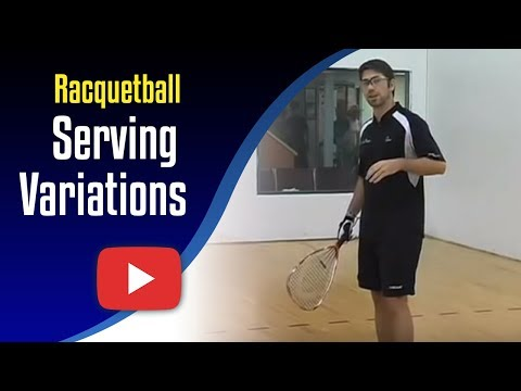 Play Better Racquetball: Strategies featuring Shane Vanderson