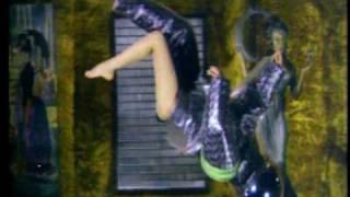 Barbarella Jane Fonda's Outer Space Strip Tease