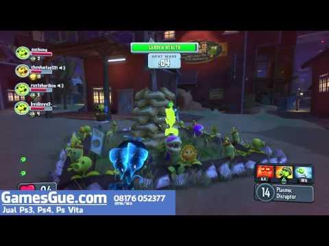 review|jual plants vs zombies garden warfare ps4|playstation 4 gamesgue.com indonesia