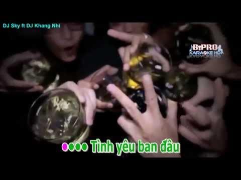[Karaoke HD] Vua Di Vua Khoc - Remix Vip - DJ Sky ft DJ Khang Nhi -Cao Tung Anh
