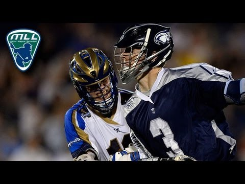 MLL Week 14 Highlights: Charlotte Hounds vs Chesapeake Bayhawks