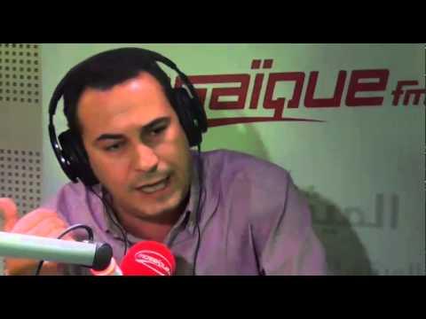 image vidéo ماذا قال بن غربية لنجيبة الحمروني