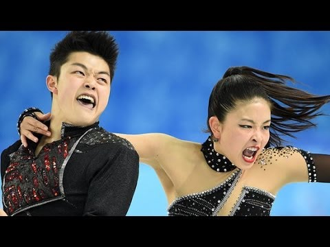 Funny Olympic Faces at Sochi! | POPSUGAR Rush