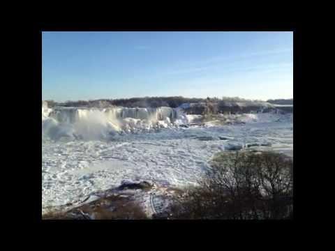 Niagara Falls 2014 FROZEN