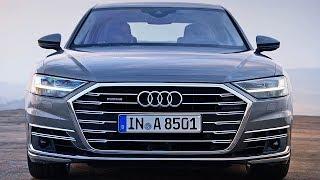 Audi A8 (2018) Ready to fight S-Class? [YOUCAR]. YouCar Car Reviews.