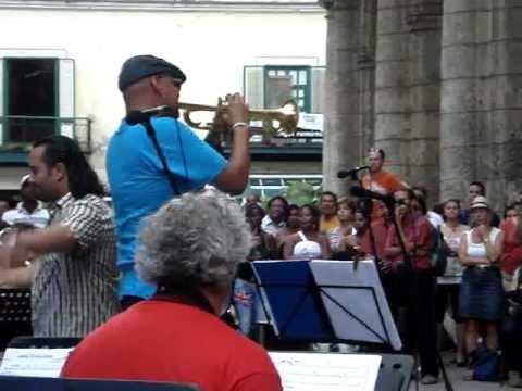 Amik Guerra  with Big Band Beeg .MPG
