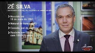 Perfil do Parlamentar: Deputado Zé Silva (MG)