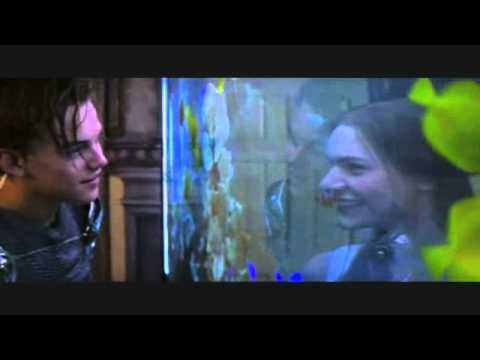 Romeo and Juliet, Fish Tank Scene - YouTube