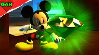 Castle Of Illusion Starring Mickey Mouse HD Longplay [PS3