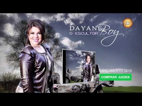 CD O Escultor - Dayane Boy. Gravadora Louvor Eterno