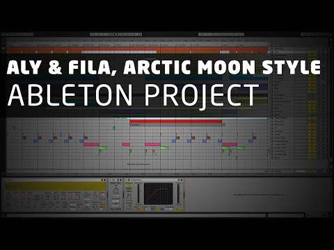 How to make Uplifting Trance (Aly & Fila, Arctic Moon style)