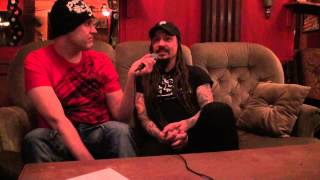 AMORPHIS Tomi Joutsen Interview 2014