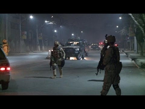 IMF rep, UN staff among 14 killed in Kabul restaurant attack