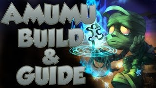 League Of Legends Amumu Build With Commentary