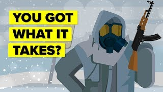 Can You Survive A Nuclear Winter?