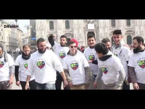Dawah Mission to Milan, Italy 2015