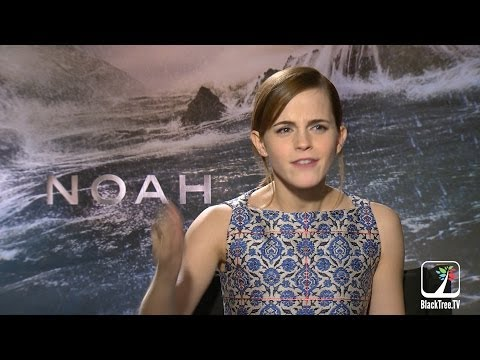 NOAH interview w/ Emma Watson and Douglas Booth