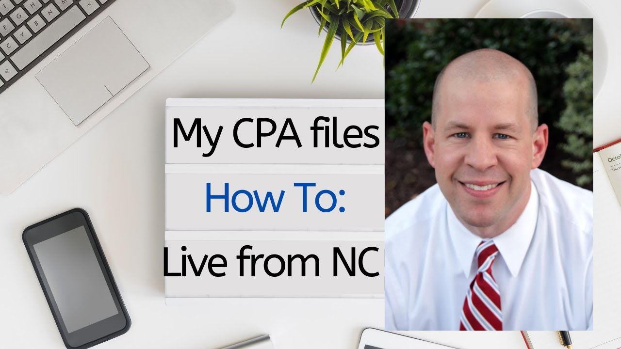 Raleigh nc cpa new nc 4 ez instructions youtube