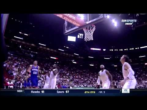 April 06, 2013 - Sunsports - Game 76 Miami Heat Vs. Philadelphia 76ers - Win (60-16)