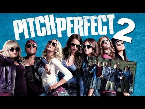 Anna Kendrick and Rebel Wilson: Back for Pitch Perfect 2