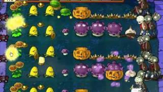 Let's Play Plants Vs Zombies 63 Supervivencia Dificil