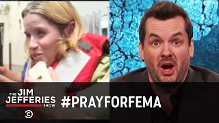 #PrayForFEMA - Trump Responds To Puerto Rico: The Jim Jefferies Show