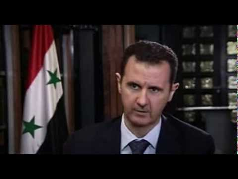Syria: Syrian President Bashar al Assad Charlie Rose Interview (full) September 9, 2013