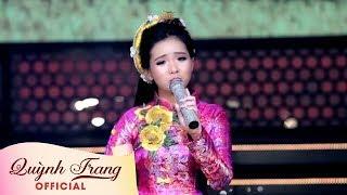Superclip || Nhạc Vàng Hải Ngoại Quỳnh Trang Hay 2018 || Nhạc Bolero Chọn Lọc