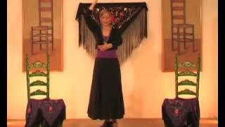 Aprende a bailar Sevillanas. Parte 14