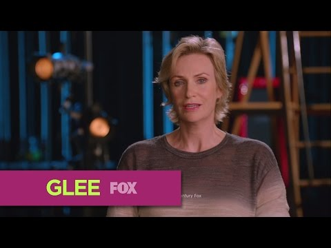 """Our Friend "" PSA-Glee"