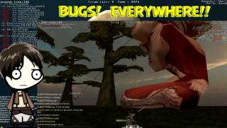 Bugs De Attack On Titan Tribute Game Por Eren Jaeger