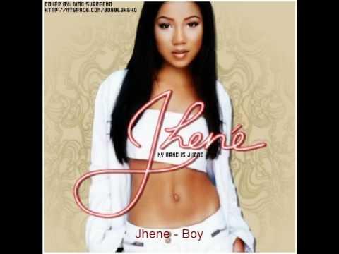 Jhene - Boy