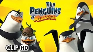 The Penguins Of Madagascar Movie Clip North Wind