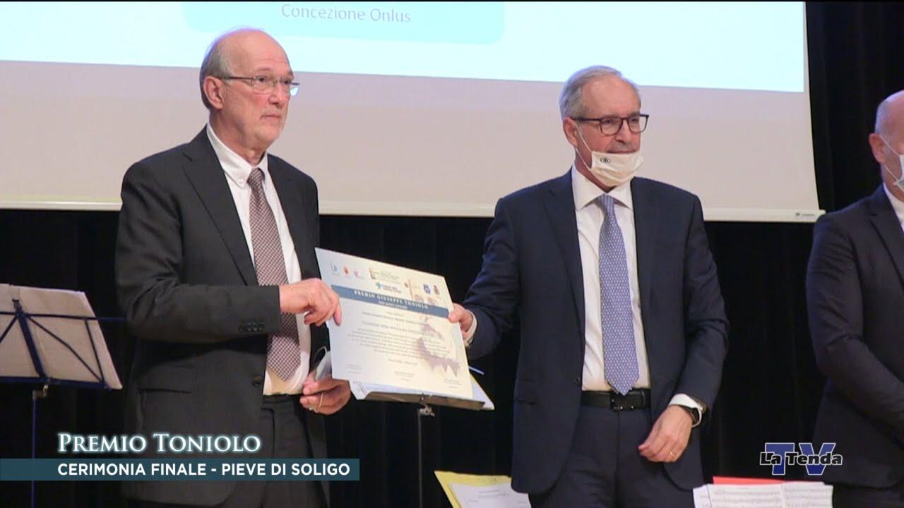 Premio Toniolo 2020 - Cerimonia finale